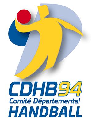 logo Comité Départemental de Handball du Val-de-Marne